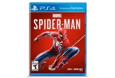 Videojuego PS4 Marvel's Spider-Man