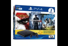 Consola PlayStation 4 PS4 Slim 500GB Hits Bundle 2