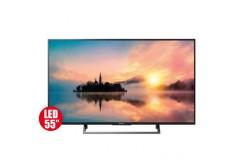 "TV 55"" 138.8cm LED SONY 55X727E 4K Internet"