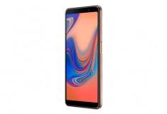 Celular SAMSUNG A7 64GB DS 4G Dorado