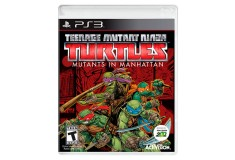 Videojuego PS3 Tortugas Ninja in Manhattan