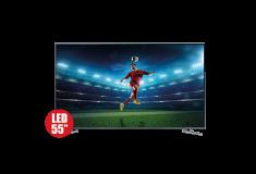 "TV 55""138cm SAMSUNG QLED 55Q6 4K-UHD Internet"