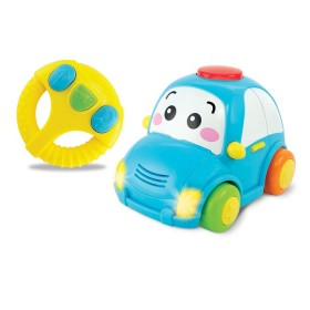 WINFUN Carro azul para bebé