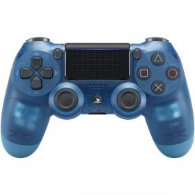 Control DualShock 4 Crystal Azul
