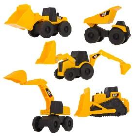 Set Mini Máquinas de Construcción CATERPILLAR - TOY STATE