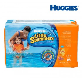 Pañal HUGGIES Little Swimmers Caja 11