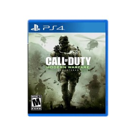 Videojuego PS4 Call Of Duty Modern Warfare Remastered