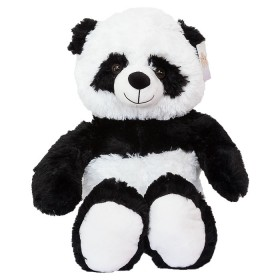 BEST MADE TOYS Peluche Oso Panda de 38 cm