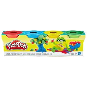 PLAY- DOH Set x 4 Colores Surtidos