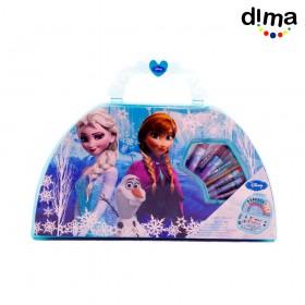 Maletín portable de arte frozen