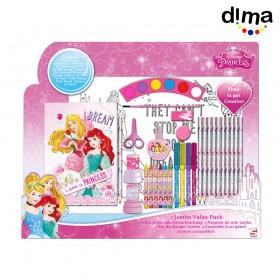 Princess jumbo art pack