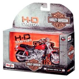 MAISTO Moto harly davidson cycles series hd custom
