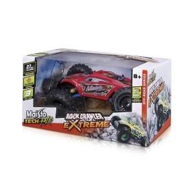 MAISTO Tech rxc Carro de control Rock crawler extreme