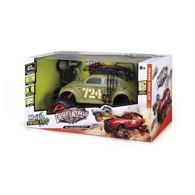 MAISTO Tech rxc Carro de control Rock crawler desert rebels