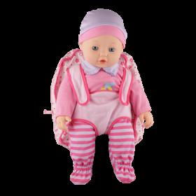 Bebé Con Cuna Fantasy Collection (Juguetes)