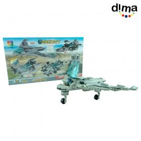 Avión de combate 5 en 1