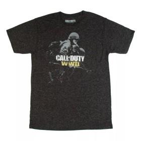 Camiseta CALL OF DUTY Negro WW2 Talla M
