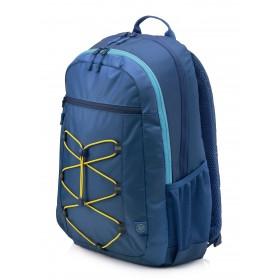 """Morral HP 15.6"""" Active Azul / Amarillo"""