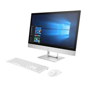 """PC All in One HP - 24-r104la - AMD Ryzen 5 - 23.8"""" Pulgadas - Disco Duro 1Tb - Blanco1"""