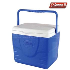 Hielera azul COLEMAN soporta hasta 9 latas