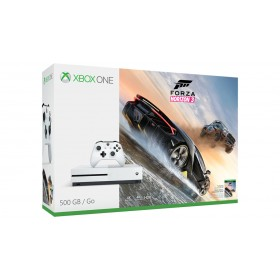 Consola XBOX ONE S 500GB + Videojuego Forza Horizon 3 + 1 Control