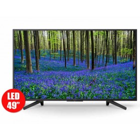 "TV 49"" 123cm SONY 49X727F 4K UHD Internet"