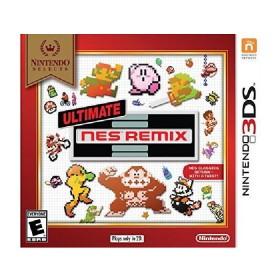 Videojuego  3DS Nes Remix Select