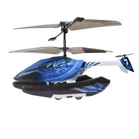 Hidrocóptero Silverlit azul
