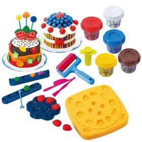 PLAYGO Juguete Set de Tortas Plastilina