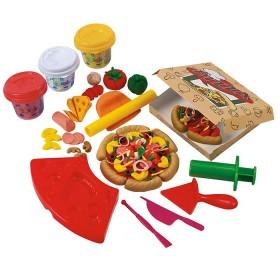 PLAYGO Pizza Set de Plastilina