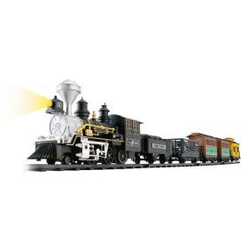 GOLDLOK Tren Western Express
