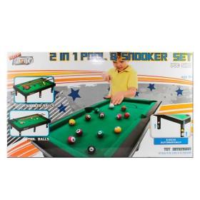 LET'S SPORT Mesa de Pool Infantil