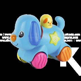 Juguete Mascota de Presión y Movimiento