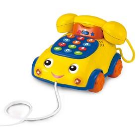 WINFUN Teléfono Con Luz Y Sonido