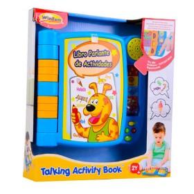 WINFUN Libro parlante de actividades