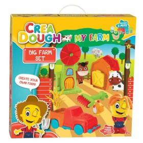 CREA DOUGH My farm set