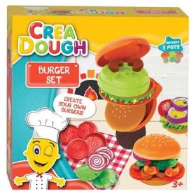 CREA DOUGH Burguer set
