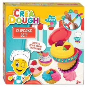 CREA DOUGH Set de Cupcakes