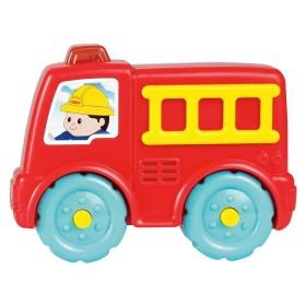 INFUNBEBE Carro de bomberos musical para niños