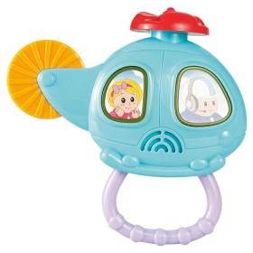 INFUNBEBE Helicóptero de juguete para niños