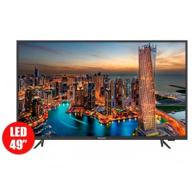 "Tv 49"" 123cm PANASONIC 49FX500 4K UHD Internet"