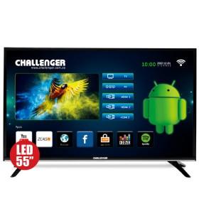 "TV 55"" 139cm CHALLENGER LED 55T21 FHD Internet"