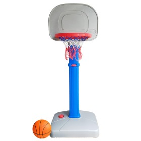 OUTDOOR PLAY Aro de Basket con Base Ajustable
