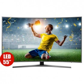 "TV 55"" 138cm SAMSUNG LED 55MU6500 UHD Internet"