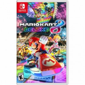 Videojuego SWITCH Mario Kart 8 Deluxe-2