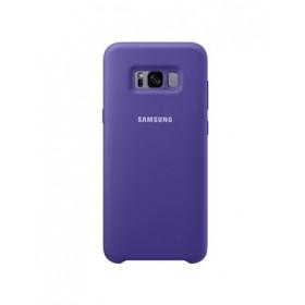 Cover Silicona SAMSUNG S8 Plus Violeta