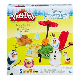 PLAY-DOH Summertime Olaf