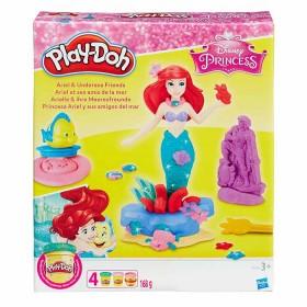 PLAY-DOH Ariel y sus amigos del mar