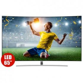 """Tv 65"""" 165cm SAMSUNG QLED 65Q8CNAKXZL 4K-UHD + Barra de Sonido M4500"""