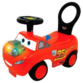 DISNEY CARS Montable con motor luminoso